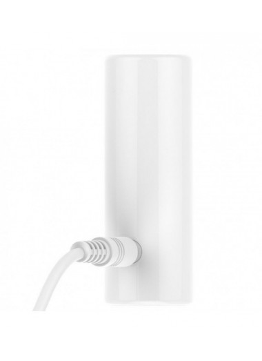 Dedal Vibrador Recargable Potente Ml Creation Blanco