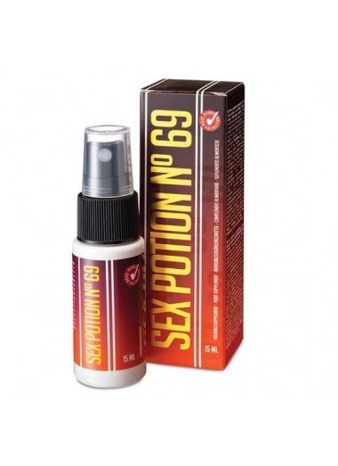 Potion Sex Spray estimulante 15ml