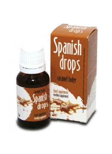 Spanish Fly Caramel Fudge