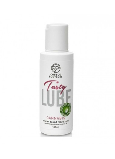 Lubricante Tasty Lube Cannabis 100 ml