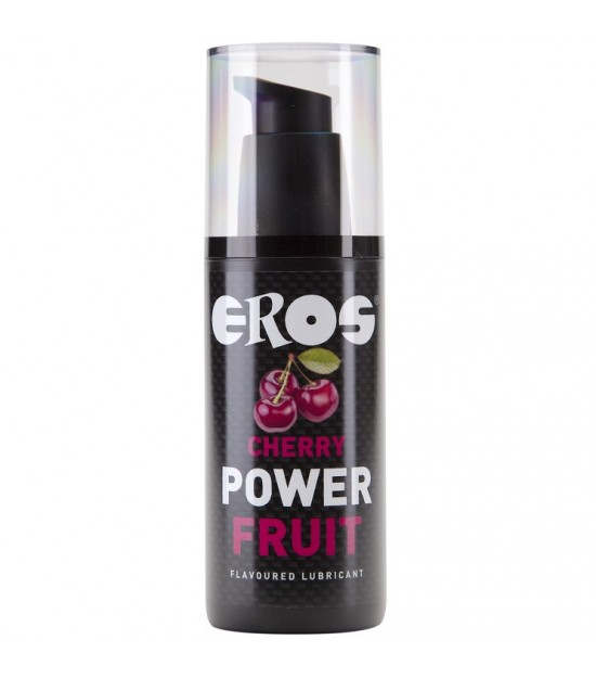 Eros Cereza Power Fruit Lubricante 125ml