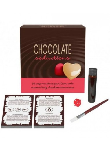 Kheper Games Chocolate Seductions