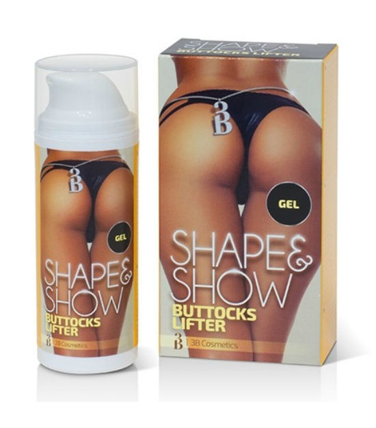 Gel Reafirmante Nalgas y Muslos 50ml