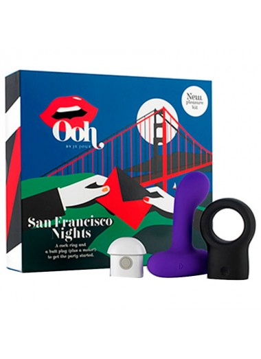 Kit de placer san francisco Ooh by Je Joue